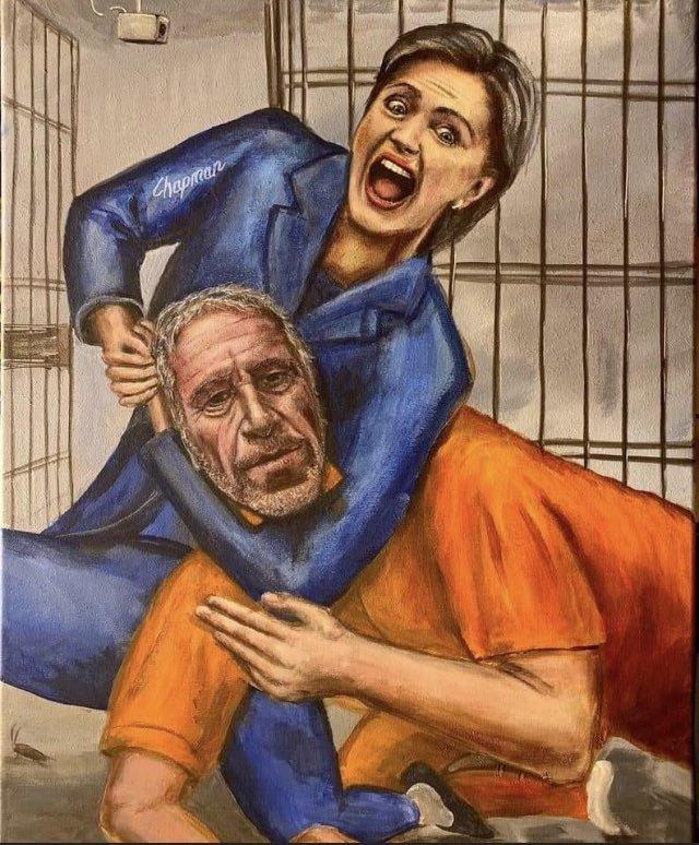 Epstein-clinton-art