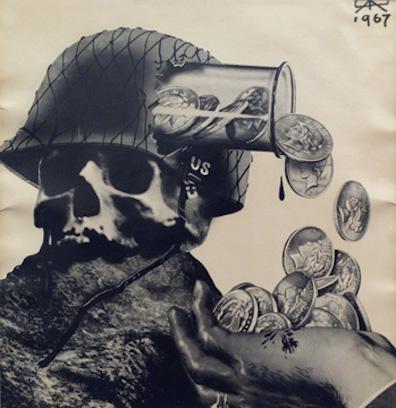 Soldiers-fall-profits-rise-art