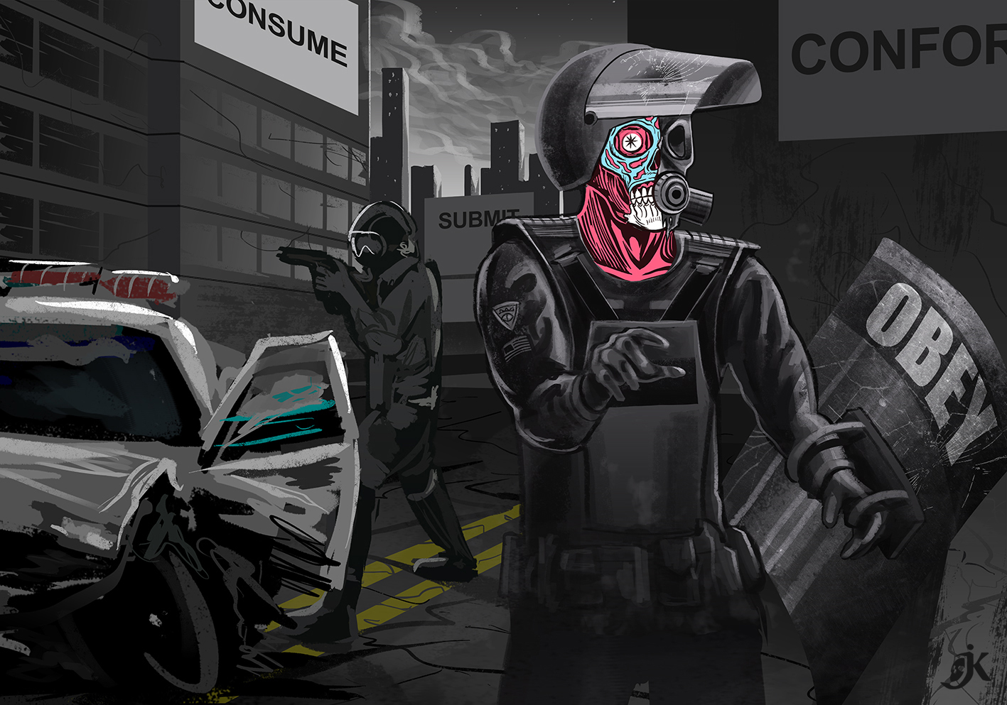 consume-submit-obey-art