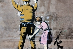 Banksy-soldier-patdown-art