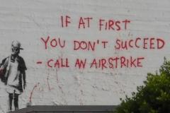 banksy-airstrike-art