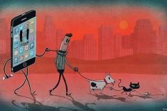 phone-slave