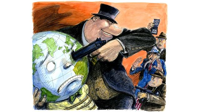 world-held-hostage-art