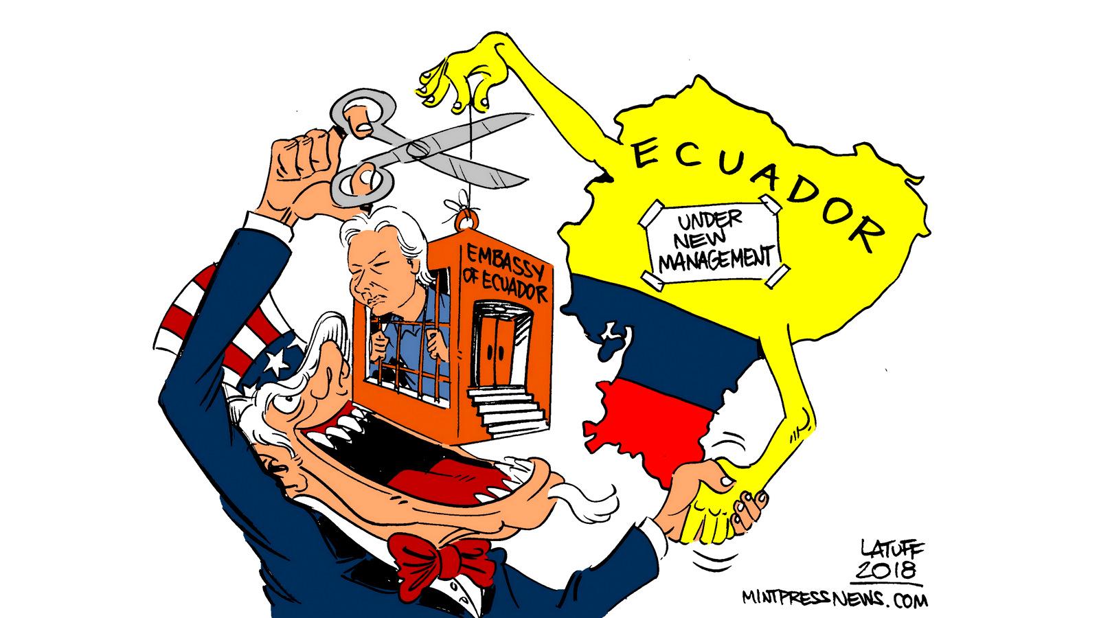 Ecuador-Assange-cartoon