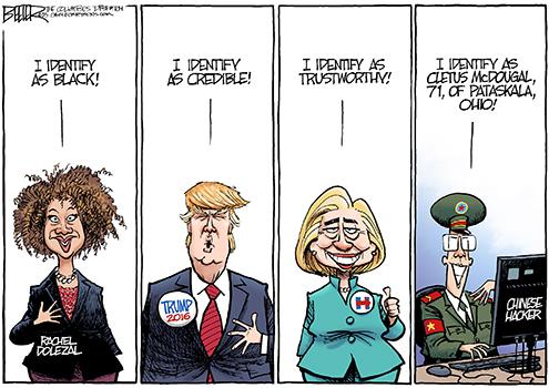 Identify-cartoon