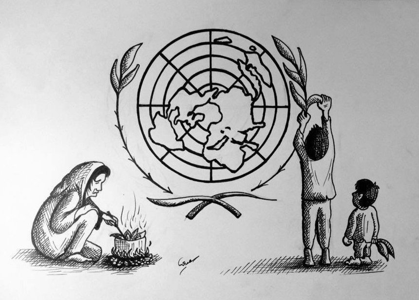 UN-Yemen-war-cartoon
