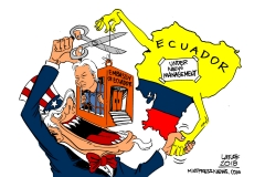Ecuador-Assange-cartoon