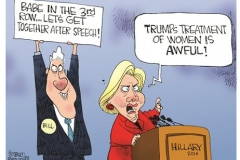 clinton-women-cartoon