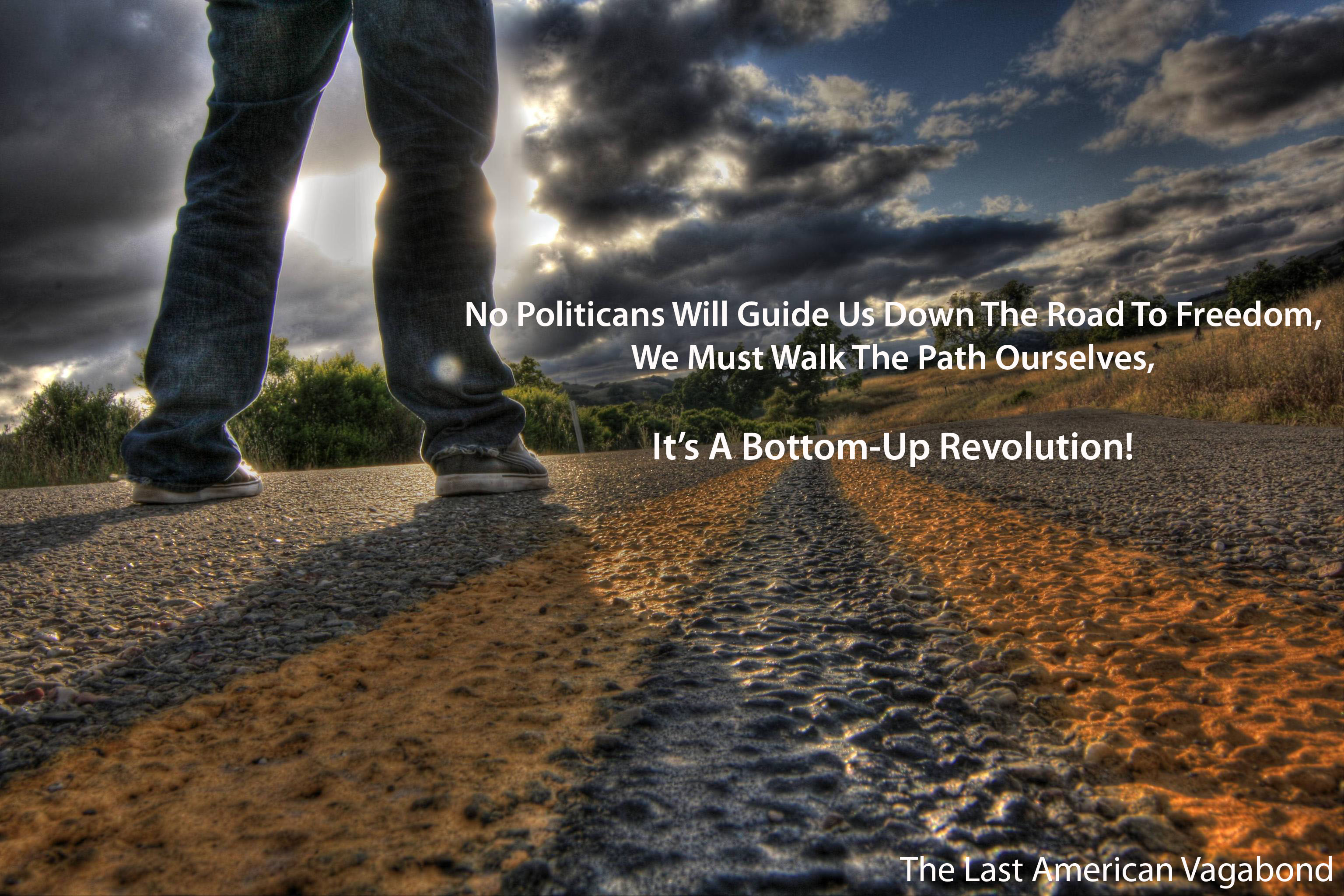 Bottom-Up Revolution