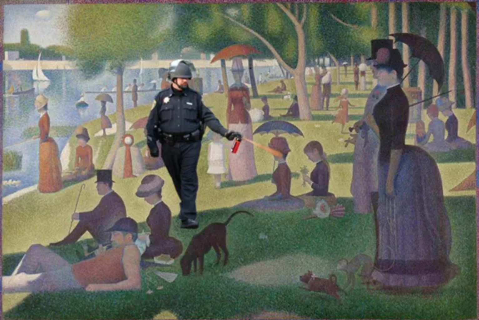 Pepper-spray-cop-meme