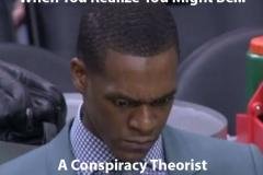 Conspiracy Theorist-Meme