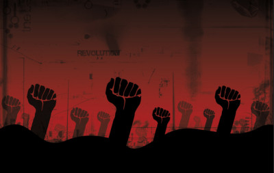 background revolution