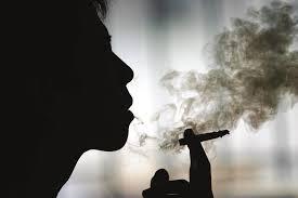 smoking-silouette