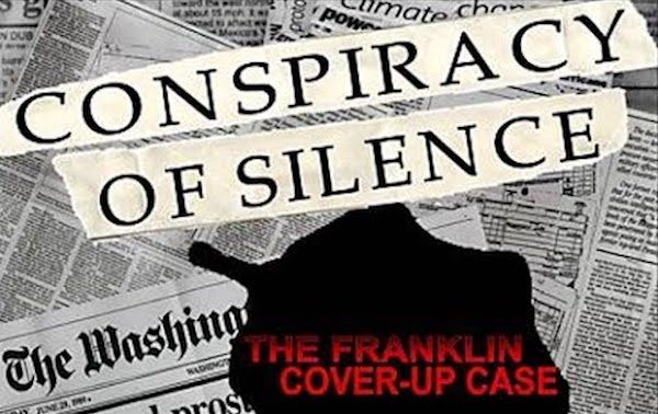The Franklin Cover Up Book : American pedophilia prerequisite of a wealthy elitist
