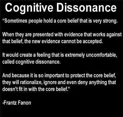 cognative-dissonance